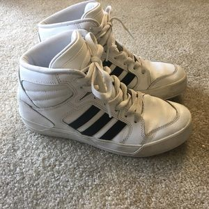 Shoes - Adidas High tops